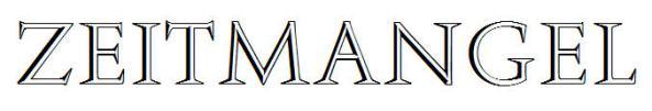Zeitmangel_Logo