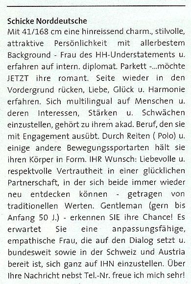schickeNorddeutsche