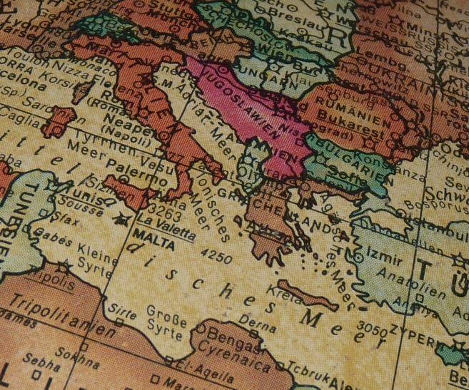 suchs_Griechenland
